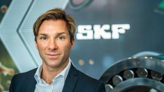 SKF, Per Wilhelmsson, Head of Sales Industrials Sales Sweden & Norway besöker självklart Elmia Subcontractor i november.