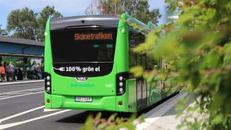 Från den 16 augusti gäller höstens tidtabell för Skånetrafikens bussar. Sök din resa för att se om den förändras.