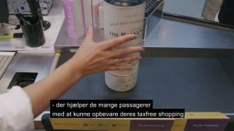 Smart shop & collect i Billund Lufthavn