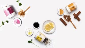 Nå finner du seks økologiske krydderfavoritter fra Helios i Kiwi.