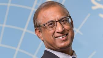 Uday Kumar, professor i drift och underhåll vid Luleå tekniska universitet och föreståndare för JVTC.