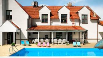 Villa Mälargården - Här kan upp till 30 personer mötas och bo i exklusiv avskildhet.