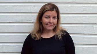 Anna Berggrund, tillträdande informationsförsörjningsdirektör