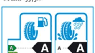 """Bridgestonedäck med högsta EU-märkning """"A/A"""" till försäljning från 1:a oktober 2012"""