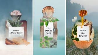 Så doftar tre kändisar – utan parfym