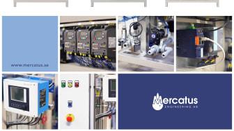 Mercatus provanläggningar är moderna och kompakta.