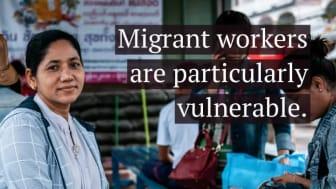 MOVE lanserar mobilapp för att stärka migrant arbetare i Thailand