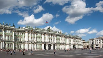 The State Hermitage Museum, St. Petersburg, Russia