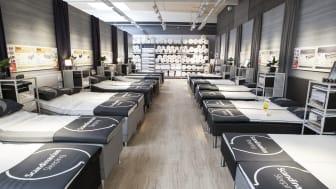 JYSK store interior