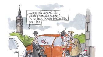 Wie in Deutschland gilt in Großbritannien die Internationale Versicherungskarte für den Kraftverkehr, die sogenannte Grüne Karte als Nachweis über den Haftpflicht-Versicherungsschutz.