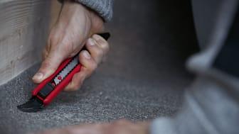 Hultafors lanserar mattläggarens favorit