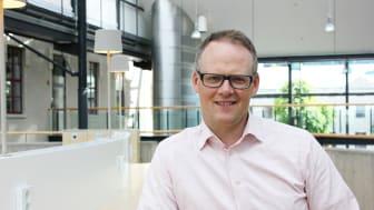 Projektledare Stefan Jacobsson, medverkar i framtidssatsningen Future Lounge på Logistik & Transport, den 5-6 november, på Svenska Mässan.