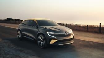 Renault Mégane som ren elbil
