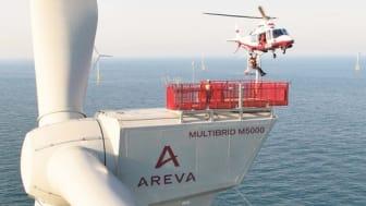 GDF, EDPR aim for France offshore