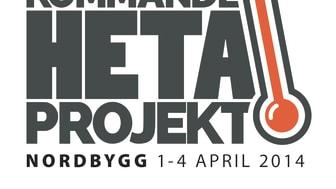 Kommande heta projekt på Nordbygg!