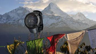 Stöd hjälparbetet efter jordbävningen i Nepal med Suunto Ambit3 Peak Nepal Edition