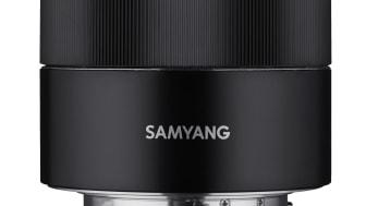 Das neue Samyang AF 45mm F1.8 FE Objektiv verfügt über dieselbe Brennweite wie das menschliche Auge.