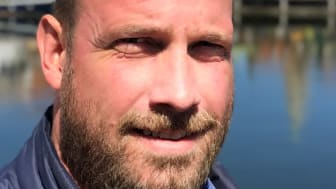 Hi-res image - Ocean SIgnal - Ocean Signal Technical Business Development Manager Kris Nieuwenhuis will take over as Sales Manager for UK and Northern Europe for ACR and Ocean Signal