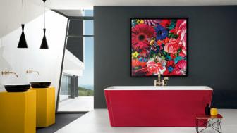 Entspannung für jede Raumsituation: Die perfekt geplante Badewanne