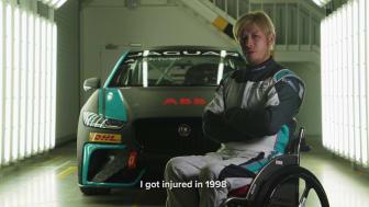 Japanske Takuma Aoki skaper historie i I-PACE
