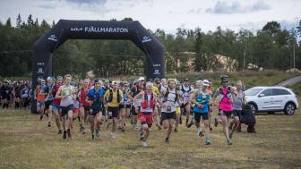 Kia Fjällmaraton i Årefjällen 2021 – löparglädje med miljöfokus