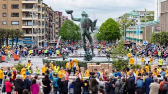 Göteborgsvarvet väljer NeH som långsiktig partner