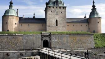 Kalmar Slott stänger tillfälligt