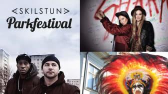 Programmet klart för Eskilstuna Parkfestival 7-9 augusti