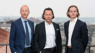 AuAg Fonder: Stefan Abrahamsson, Eric Strand, Christopher Svensson.