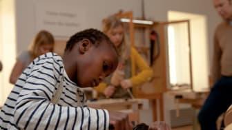 Aktiviteter för barn och familj våren 2014