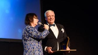 Årets företagare Christer Strand/Inquire Foto:Martin Frick