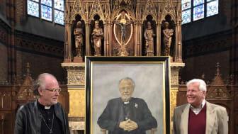 Kyrkoherdeporträtt