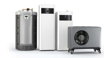CTC lanserar en ny serie värmepumpar och inomhusmoduler med ny design, ny display och en mycket hög finish.