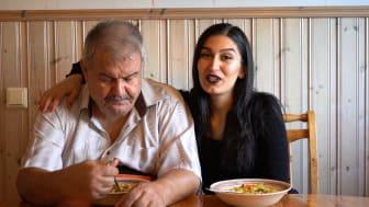 Solîn och Baba testar Årstiderna