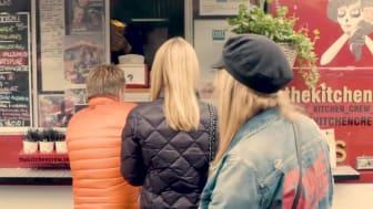 Sthlm Street Food 2017 i Kungsträdgården