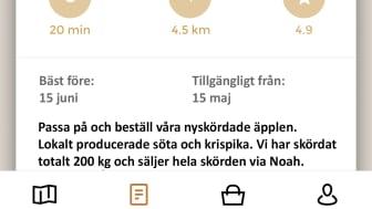 Noah mobilapp 2