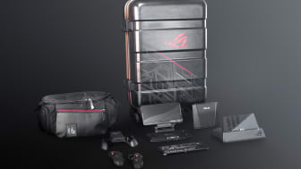 """ASUS ROG Phone II suitcase the """"Super Pack"""" goes on sale today in Finland"""