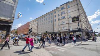 Skandia Fastigheter säljer fastigheten Vägaren 24 i Stockholm