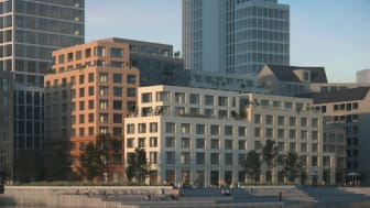 Masthuggskajen i Göteborg prisas för sin hållbara stadsutveckling