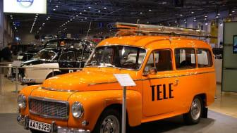Fordon som jobbat - Årets tema i Hall C på Bilsport Performance & Custom Motor Show