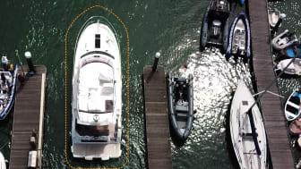 Die erste intelligente Lösung der Freizeitbootsbranche für unterstütztes Anlegen mit Objekt- und Bewegungserkennung ist jetzt für Bootsbauer und Installateure verfügbar