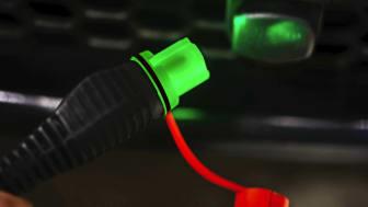 Låt det gå upp ett ljus med Calix LED-kabel