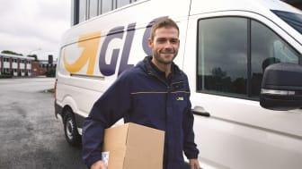 GLS passer godt på dine pakker med sikrede varevogne