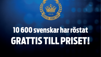 Scandic utsett till ett av Sveriges Bästa Företag