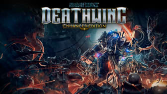 Space Hulk: Deathwing - Enhanced Edition releases TODAY on PlayStation 4 and PC!