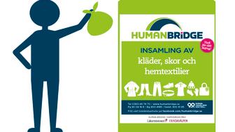 I anslutning till några av Wallenstams bostadsfastigheter i Majorna och Kvillebäcken i Göteborg har hyresgäster, tillsammans med andra närboende, under tre månader samlat ihop nästan 5 000 kilo textilier.