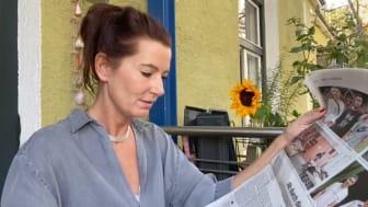 """""""Ab durch die Mitte"""": Mara Bertling liest die Reportage von Kathrin Aldenhoff vom 2.10.2021"""