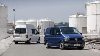 T6 Transporter kåret som International Van of the Year 2016