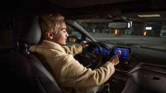 Ford og B&O Beosonic™: Perfekt lyd i bilen med én berøring