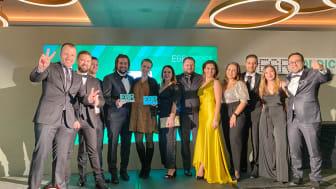 EGR Nordics Awards 2020 firar Nordens mest framgångsrika och innovativa onlinespelföretag.